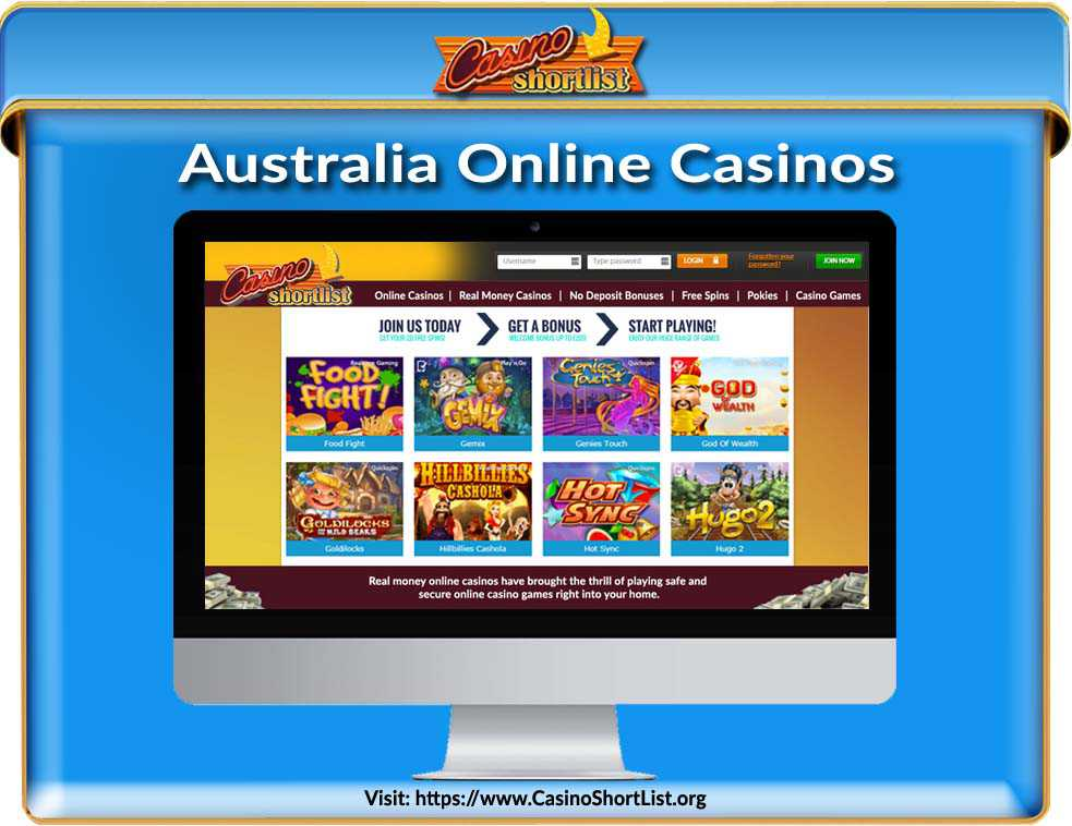 Australia Online Casino
