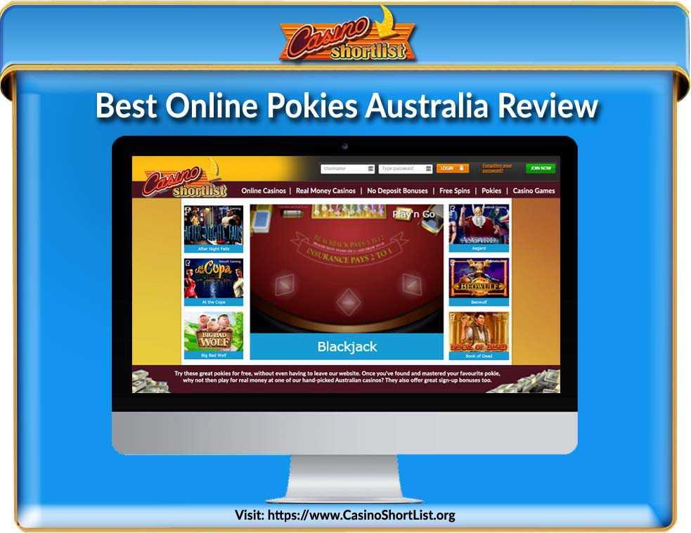 Online Pokies Free Spins