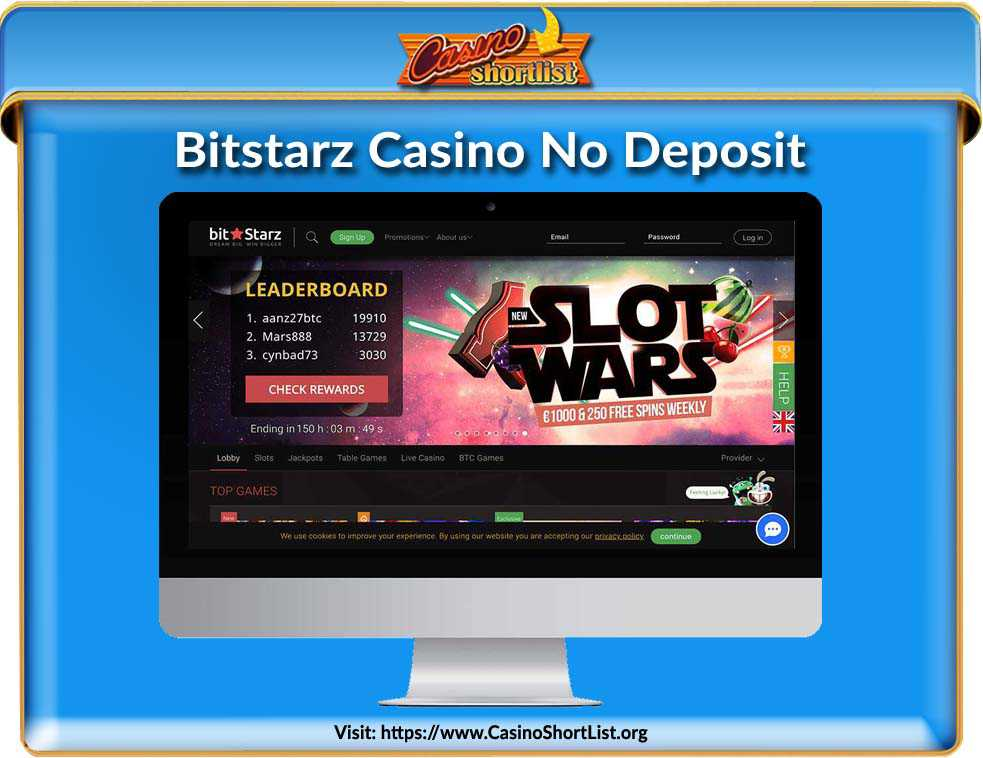 Bitstarz Casino No Deposit Bonus Code