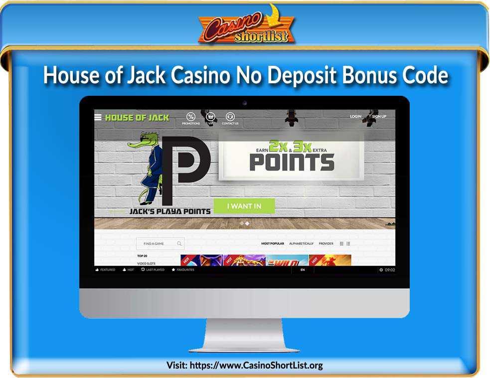 House of Jack Casino