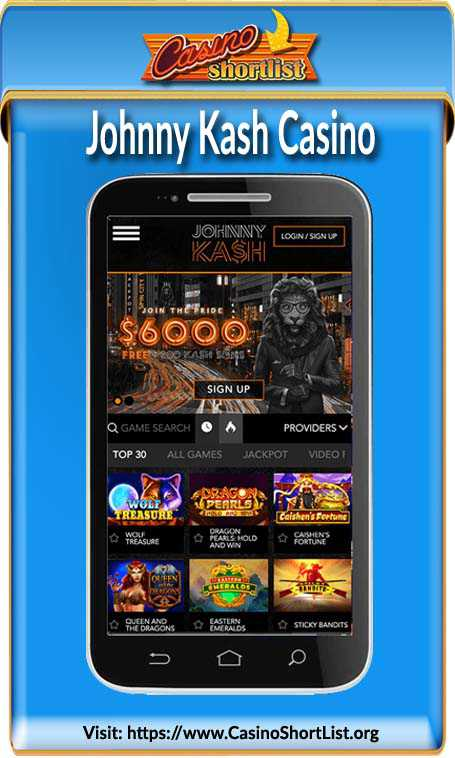 Johnny Kash Casino No Deposit Bonus Code