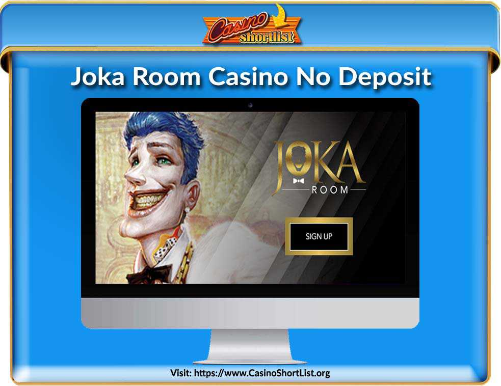 Joka Room Casino No Deposit