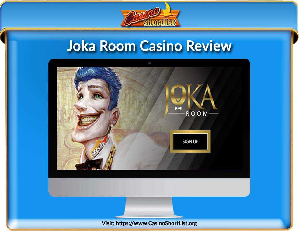 Joka Room Casino Review