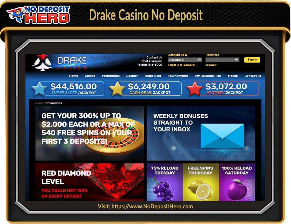 Drake Casino Review