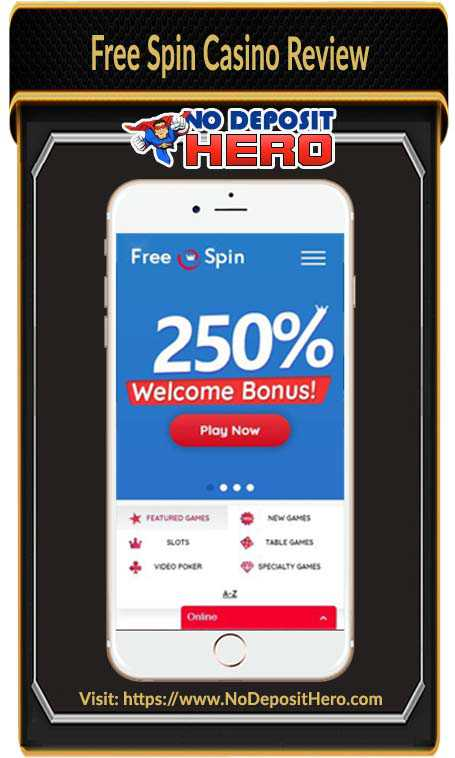 Free Spin Casino Bonus Code