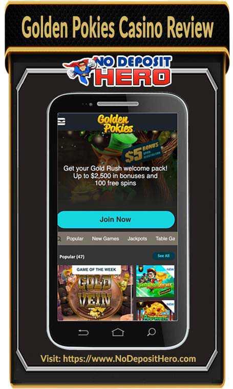 Golden Pokies Casino Review
