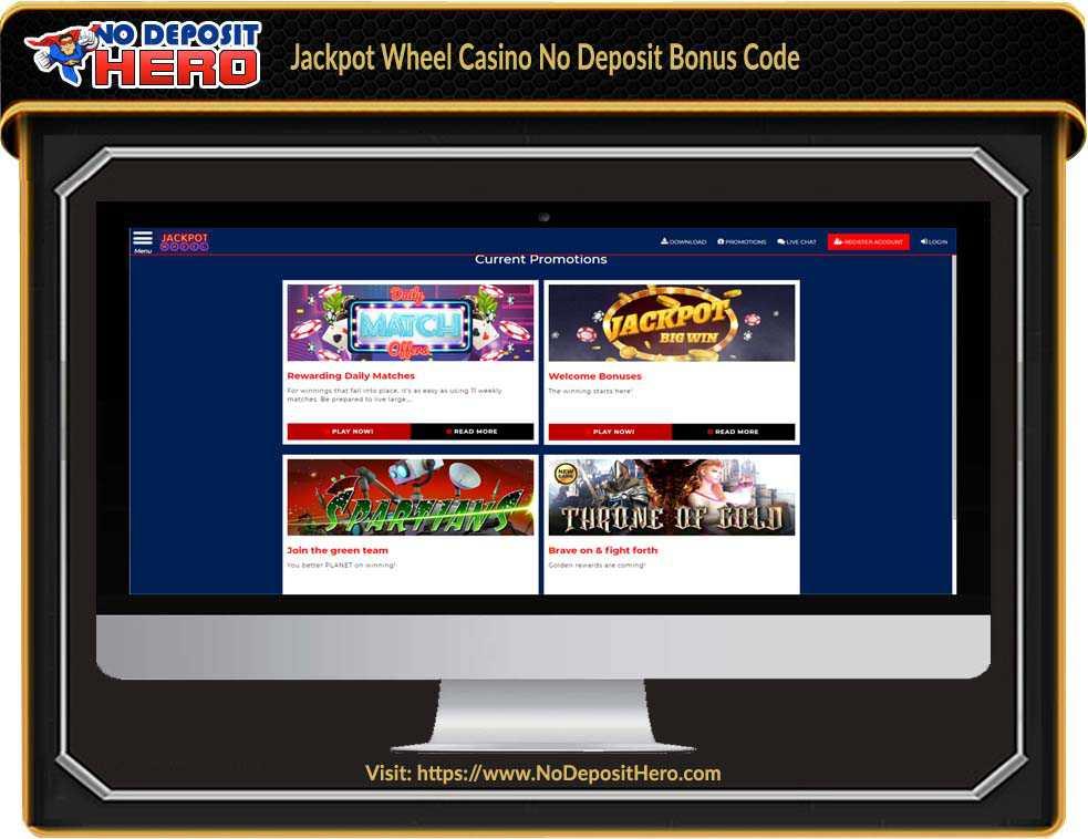 Jackpot Wheel Casino Review