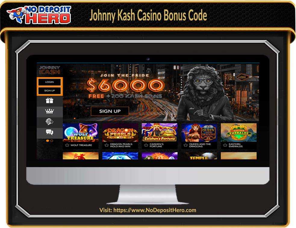 Johnny Kash Casino