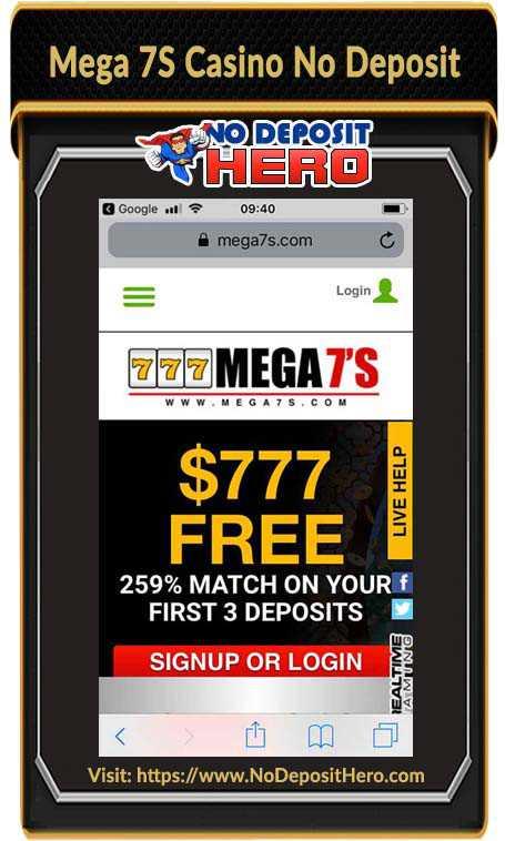 Mega 7S Casino