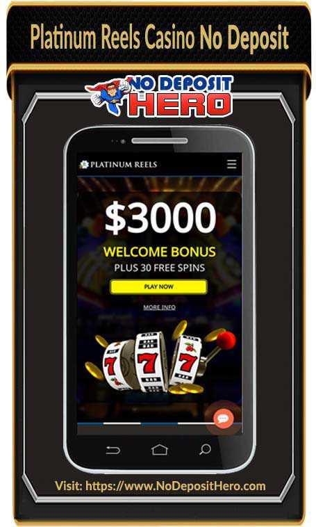 Platinum Reels Casino Review