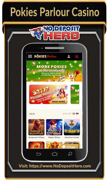 Pokies Parlour Casino Review
