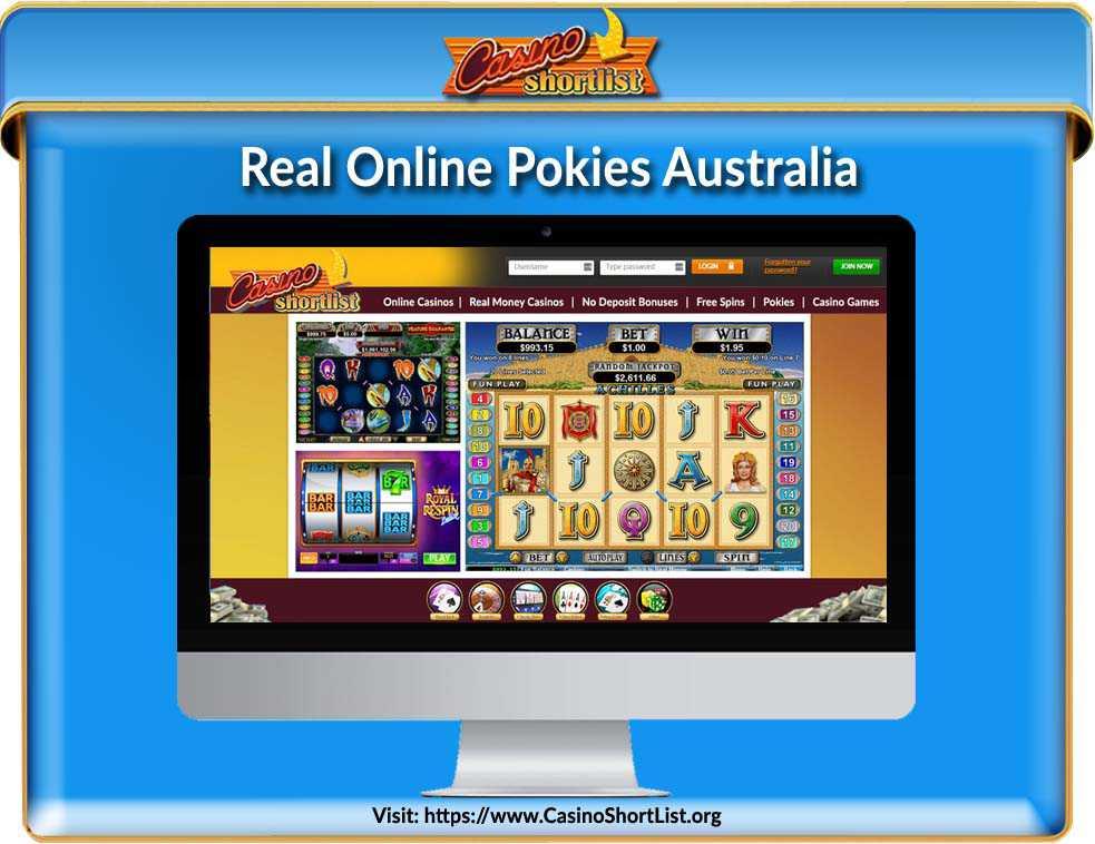 Online Pokies Australia No Deposit Bonus