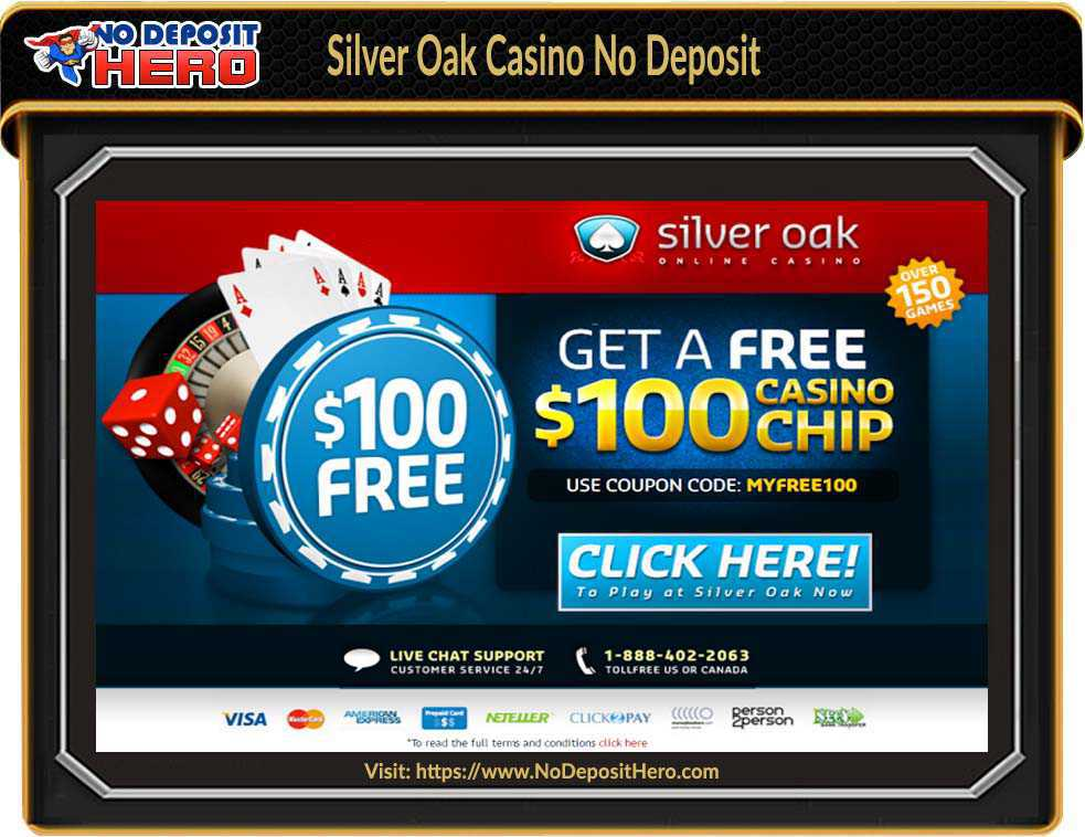 Silver Oak Casino Review